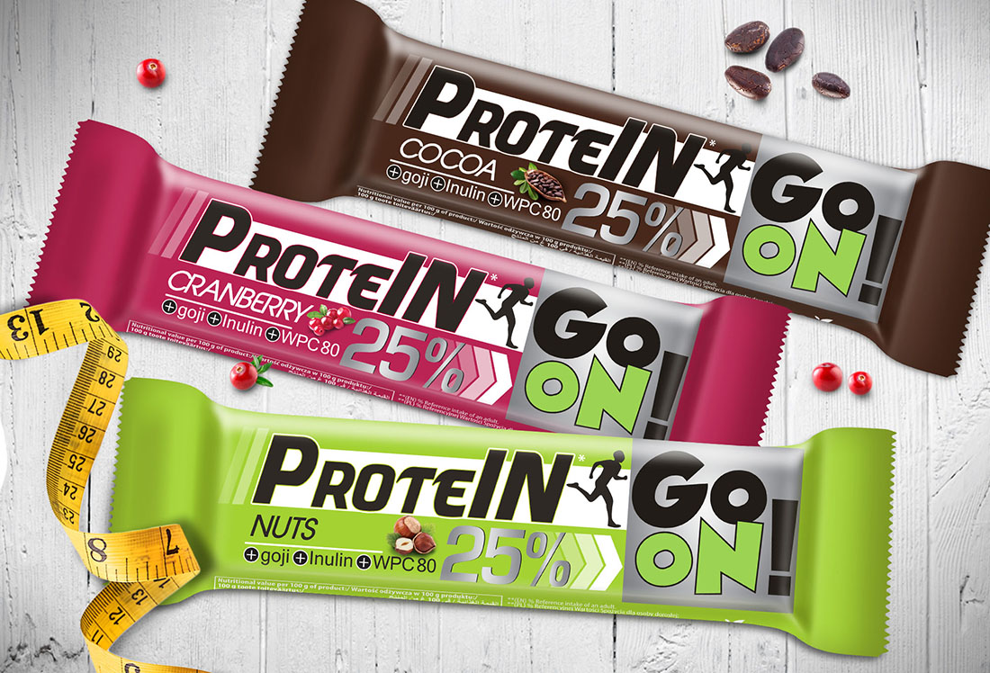 <h3>PROTEIN GO ON</h3>